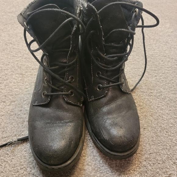 B.o.c Combat boots